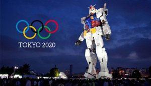 Gundam JO 2020 Odaiba