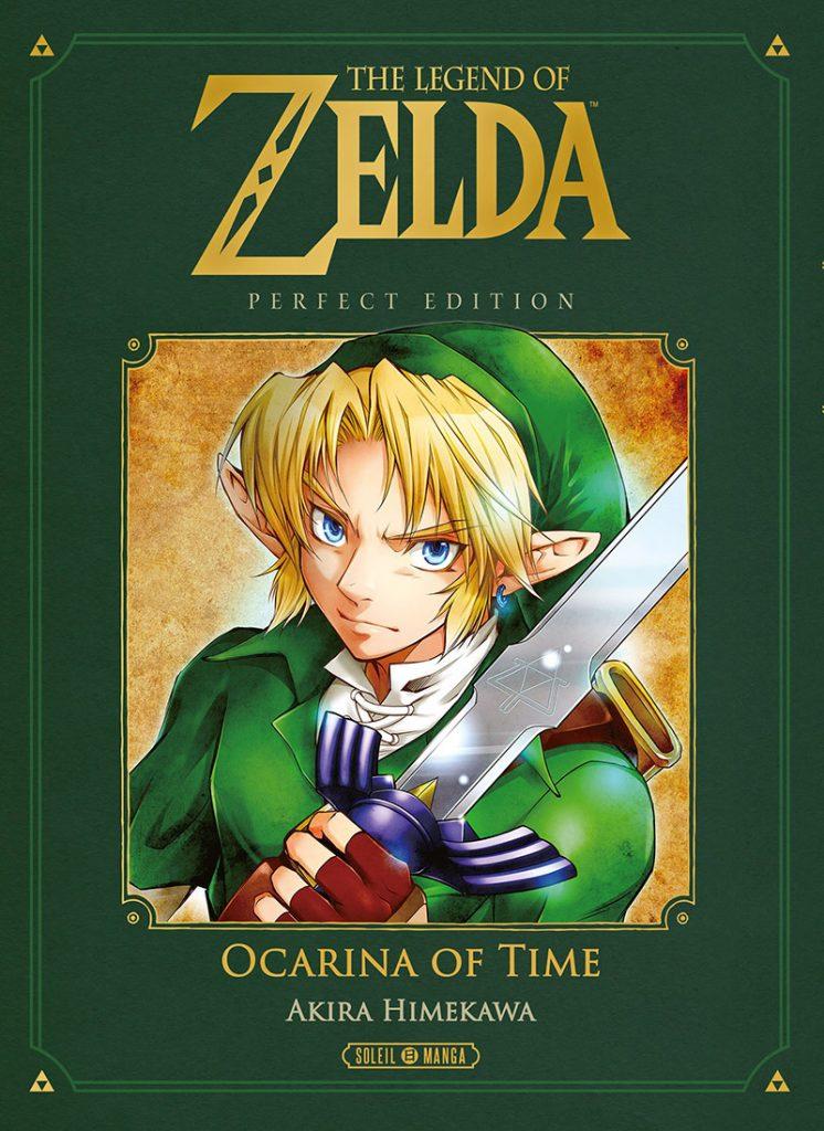TM & © 2009 Nintendo.© ZELDA NO DENSETSU~TOKI NO OCARINA~ by Akira HIMEKAWA/Shogakukan Inc.
