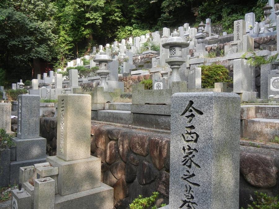 Cimetière japonais