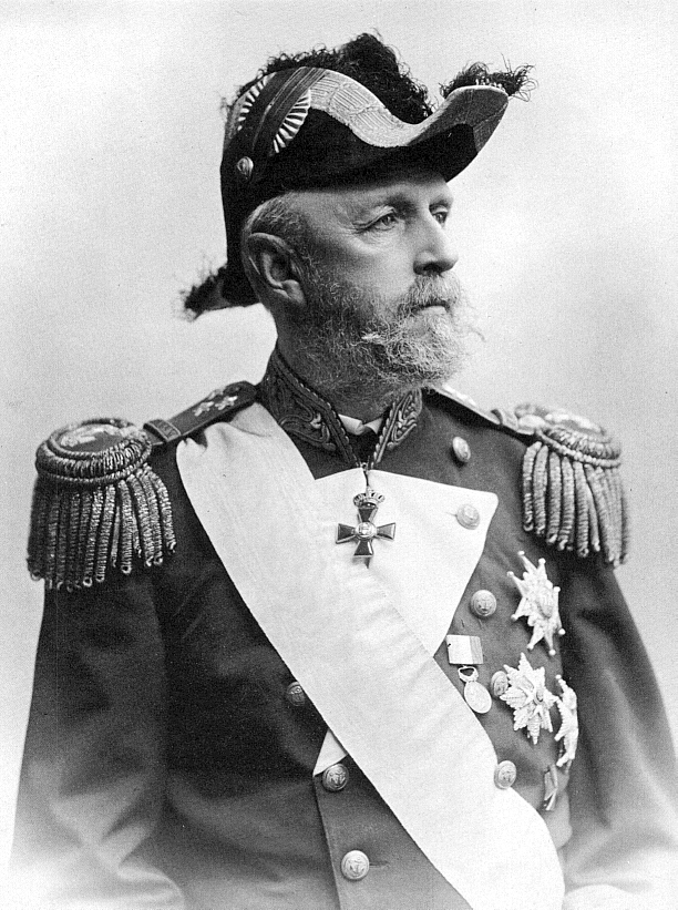 Oskar II roi de Suède