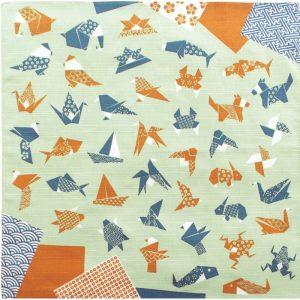 furoshiki-motif-d-origami-taille-50cm-50cm