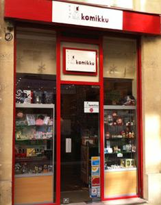 Komikku à Paris