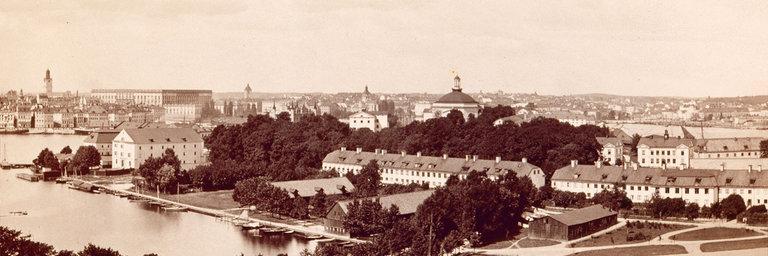 Stockholm en 1873