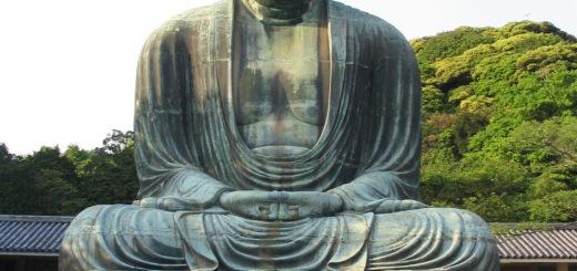 Buddha Daibutsu, Kamakura