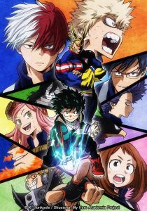 My Hero Academia S2 - ADN