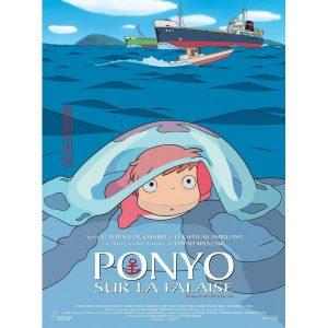 affiche-cinema-ponyo-sur-la-falaise