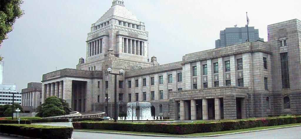 La diète : le parlement japonais