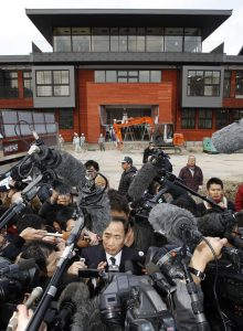 Yasunori KAGOIKE, président de Moritomo Gakuen, en plein coeur du scandale