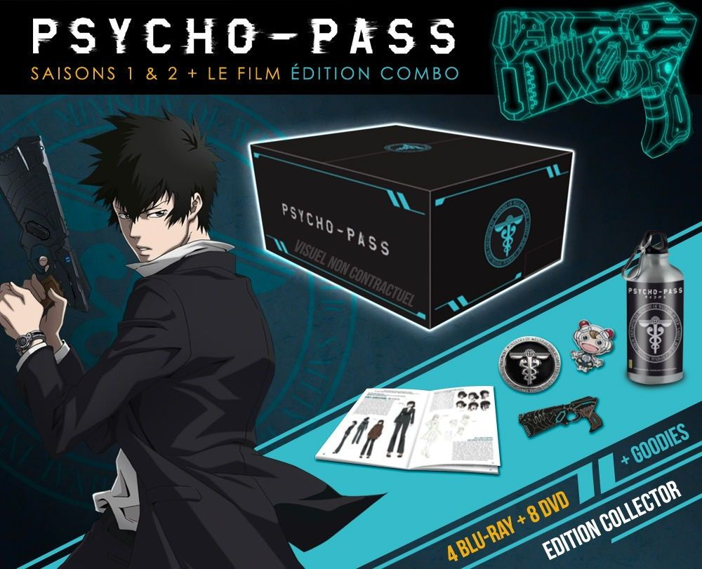 Psycho-Pass - Intégrale