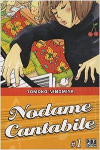 Nodame Cantabile - tome 1
