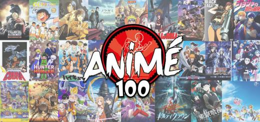 Animé 100 - P1