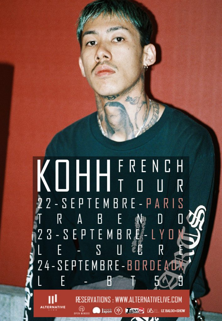 Kohh French Tour