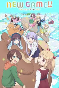 NEW GAME!! - Crunchyroll