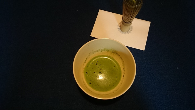 La cérémonie de thé est un must au Japon.