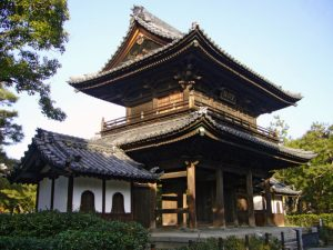 Le Kennin-ji, temple bouddhiste zen à Kyoto