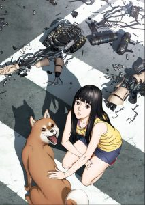 Inuyashiki - Amazon Prime