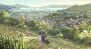 Dans un recoin de ce monde - La ville de Kure