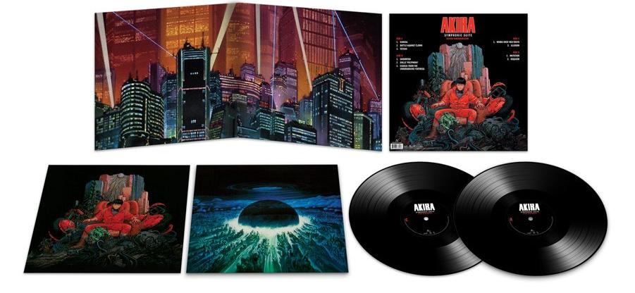 Akira Vinyl