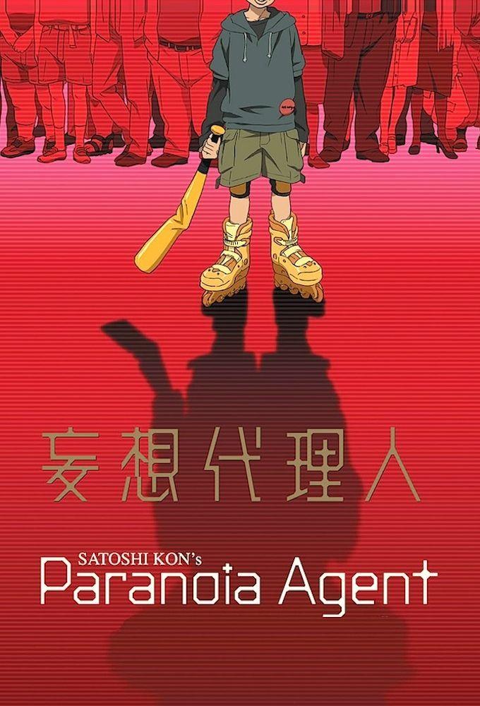 Paranoia Agent : cover