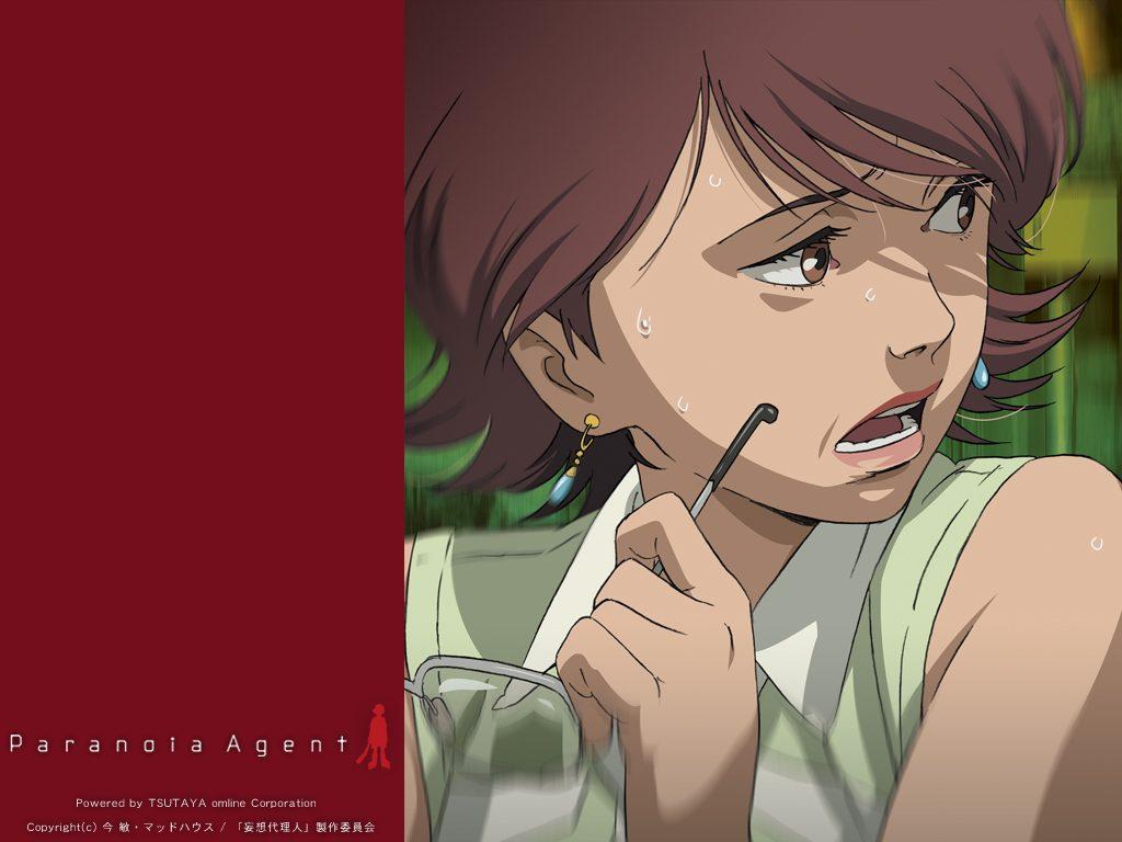 Paranoia Agent : Harumi Chono