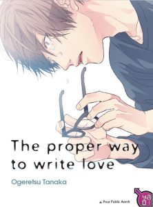 The Proper Way to Write Love © OGERETSU Tanaka 2015