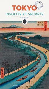 Tokyo insolite et secrète : couverture