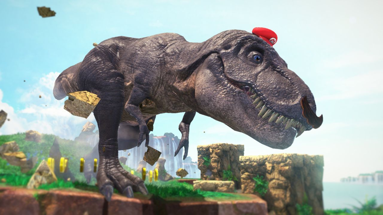 Super Mario Odyssey - ©Nintendo - 2017