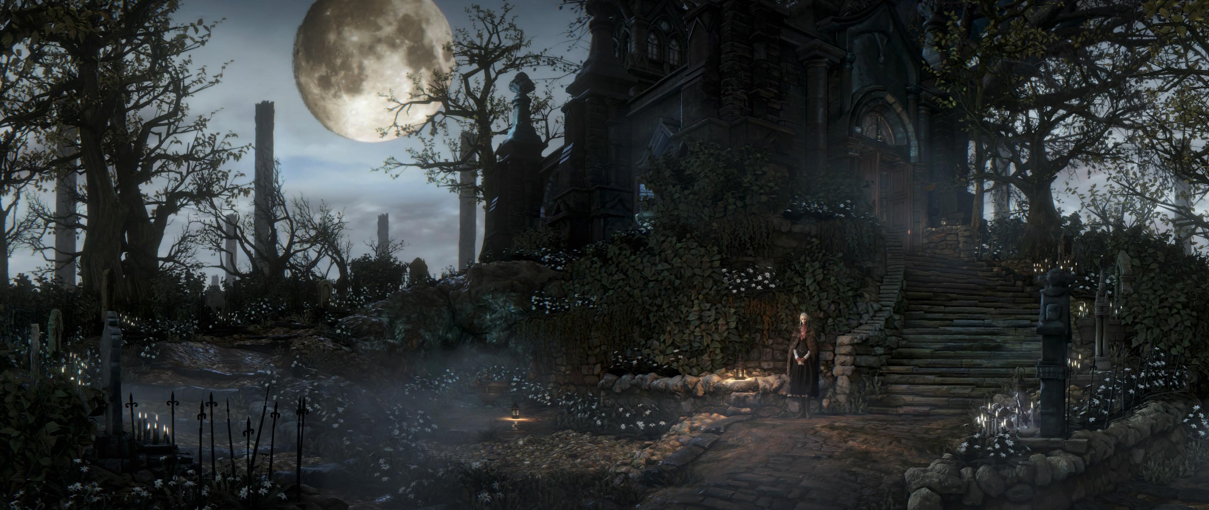 Bloodborne - Le rêve du chasseur
