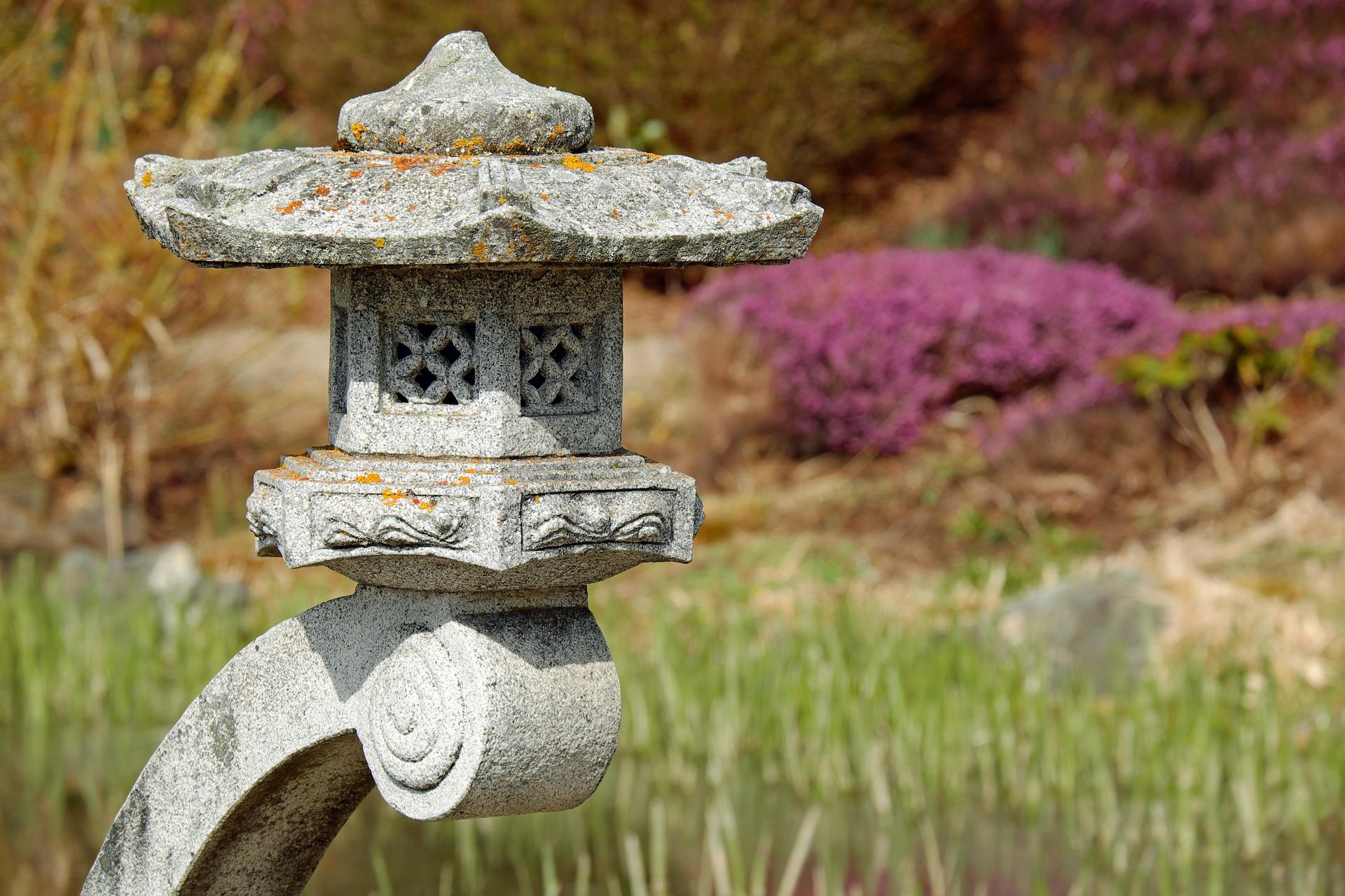Se Composer Un Jardin Japonais A La Maison