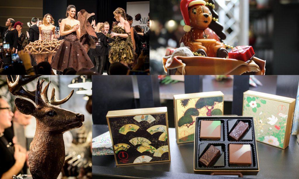 Salon du chocolat 2017