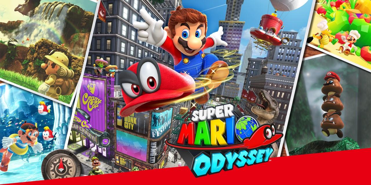 Super Mario Odyssey : A la chasse au Bowser avec Journal du Japon