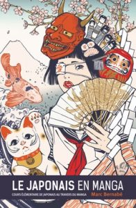 Le japonais en manga - couverture