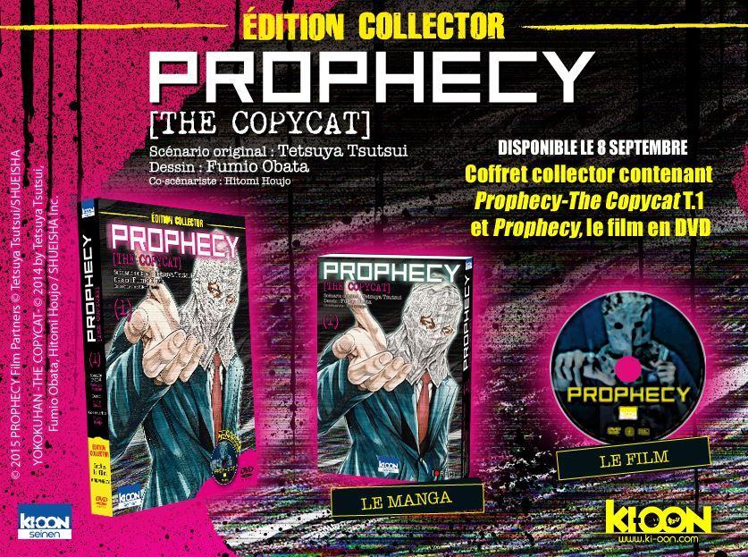 Prophecy The Copycat