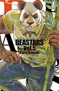 2e Beastars de Paru Itagaki