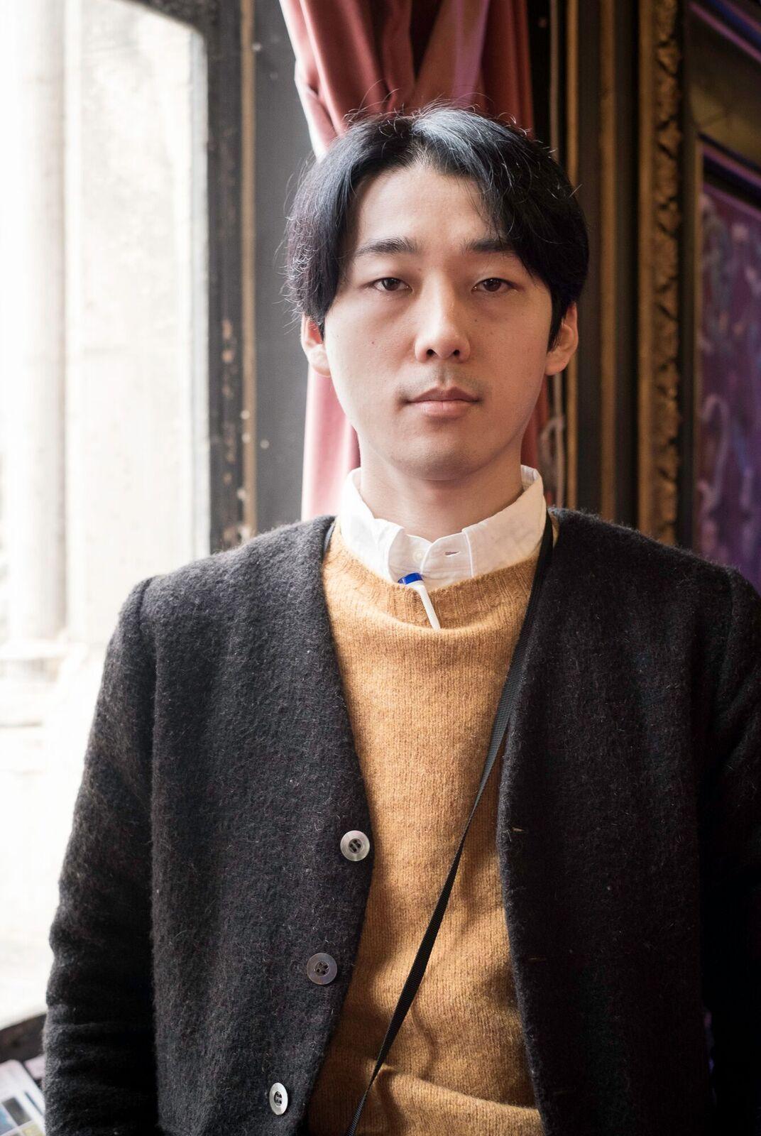 Keigo SHINZÔ – Photo A.Boyer © Journaldujapon.com