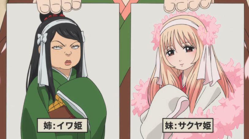 Le choix de Ninigi : la Belle ou la Bête ? [Anime : Hoozuki No Reitetsu]
