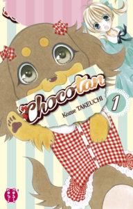 Chocotan de Kozue Takeuchi - couverture