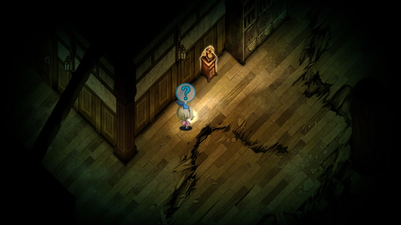 Yomawari Midnight Shadows telephone sauvegarde
