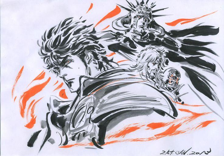 Junichi Hayama - Hokuto no Ken