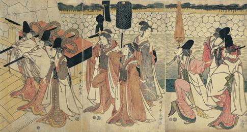 Procession de Daimyô
