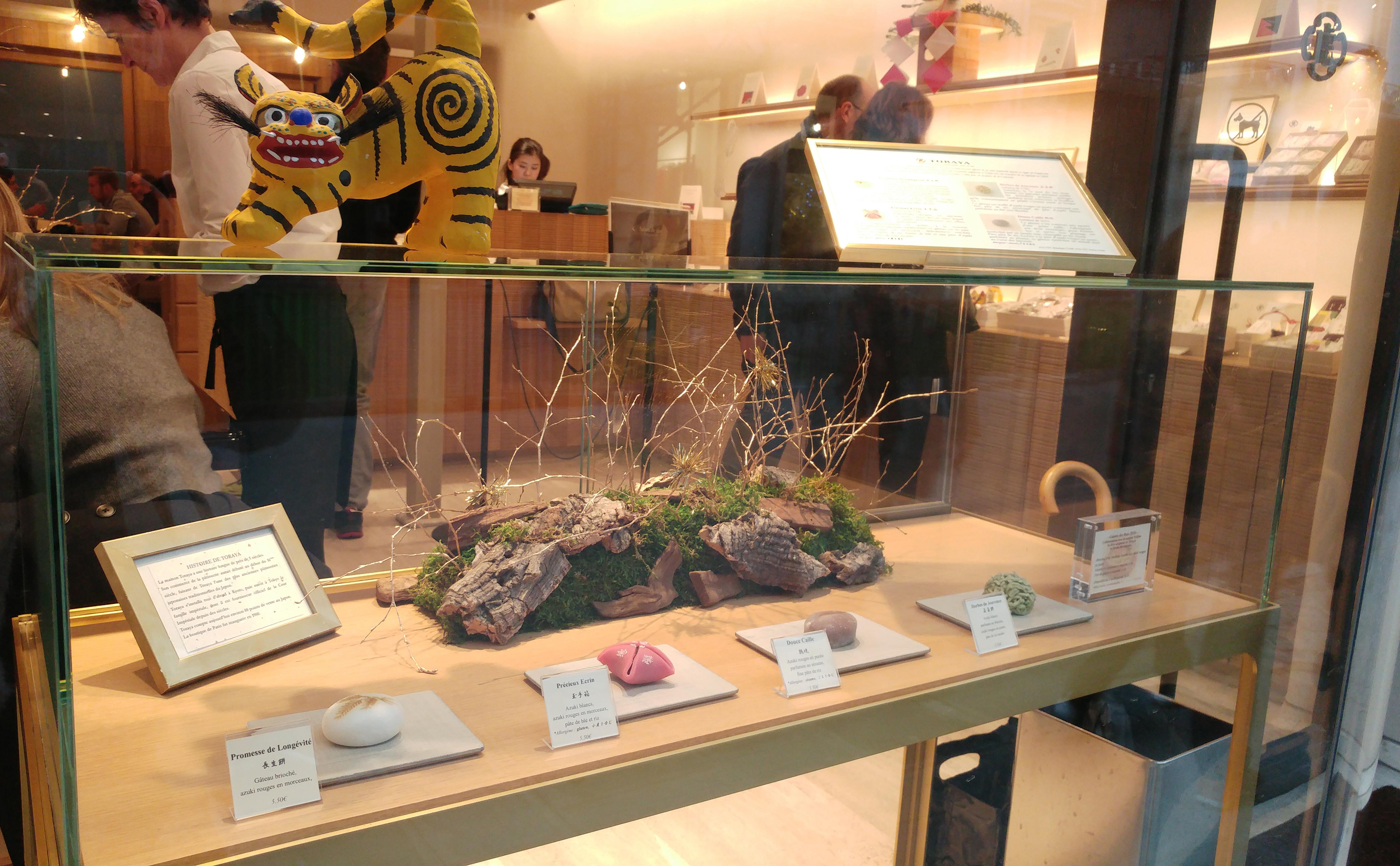 Table À Manger Japonaise et si on mangeait japonais ? Épisode 2 : les salons de thé