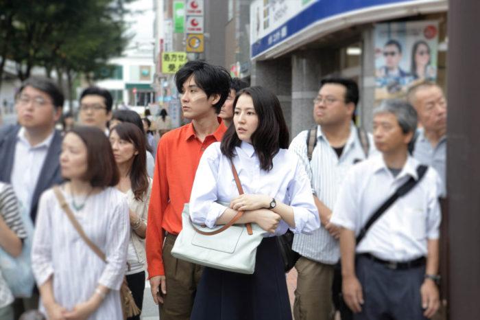 Narumi et son mari Shinji, le couple en crise ©Eurozoom