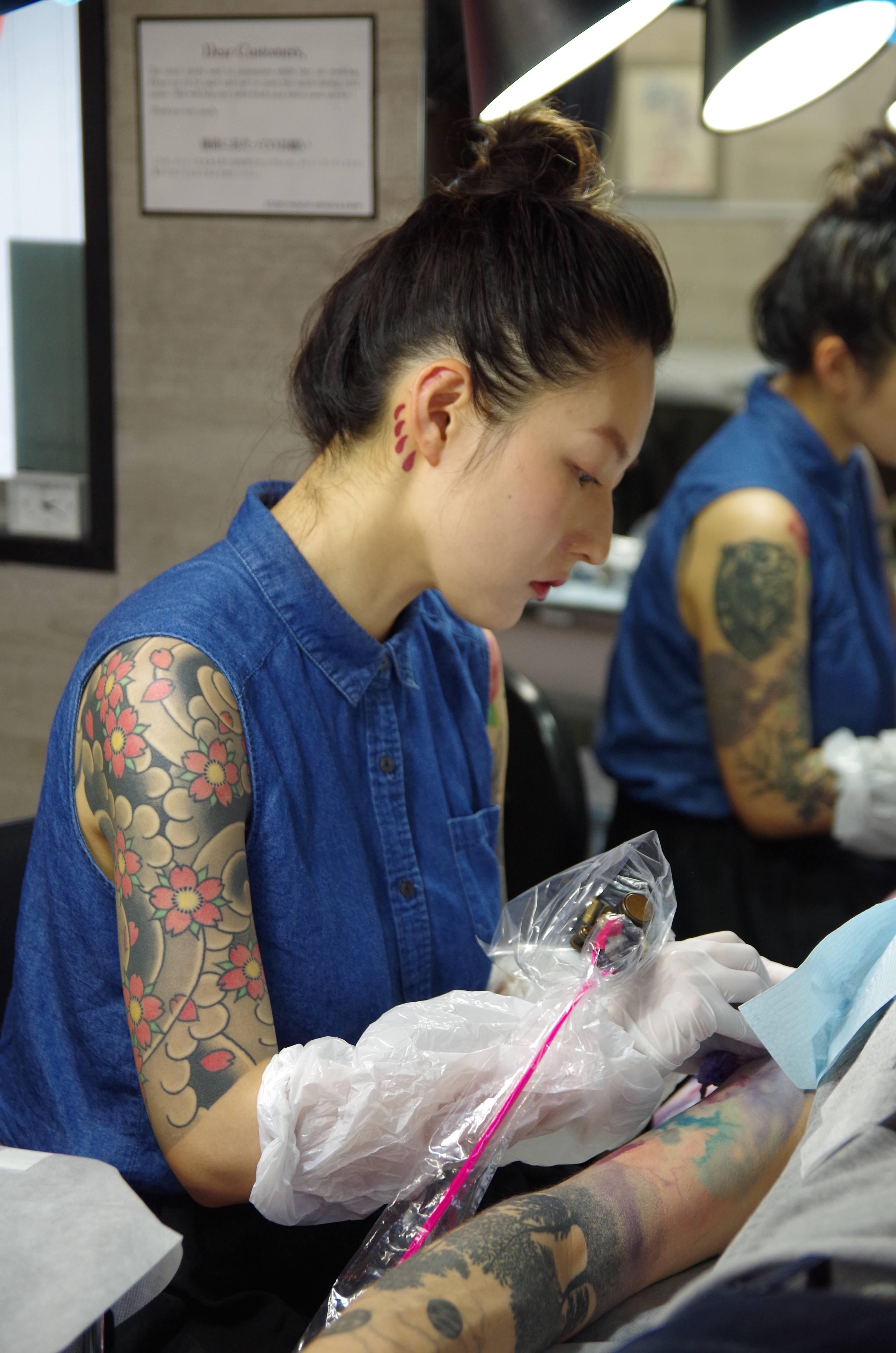 Tatouage Tatouage Japonais Un Art Qui Fait Parler
