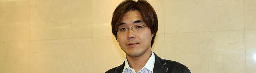 Hisashi Koinuma, PDG de Koei Tecmo Holdings