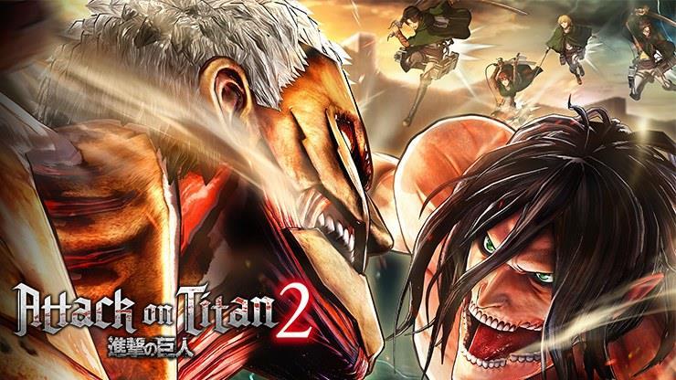 Attack on Titan 2 - Koei Tecmo ®2018