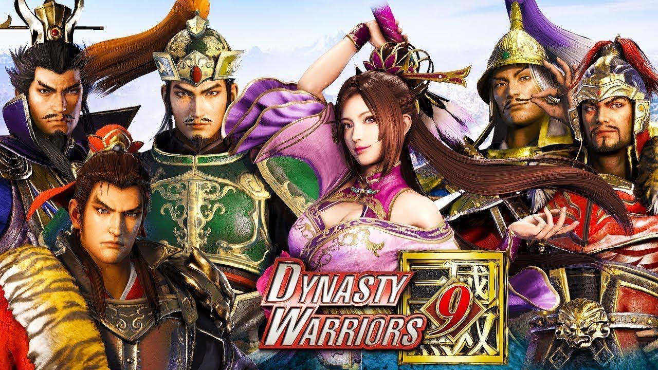 Dynasty Warriors 9 - Koei Tecmo®2018