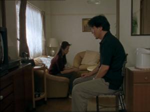 Le couple de Séance, 2000 ©Kansai telecasting