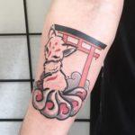Tatouage réalisé par Hachi