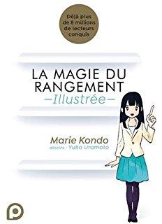 Magie du rangement manga