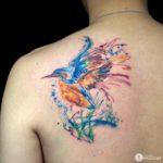 Tatouage réalisé par Haruka